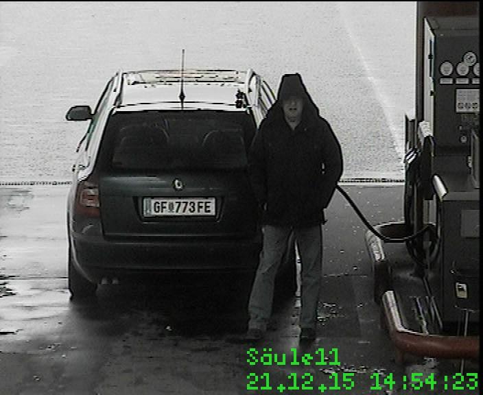 Tankbetrüger | Bildquelle: © Thüringer Polizei Autobahnpolizeiinspektion