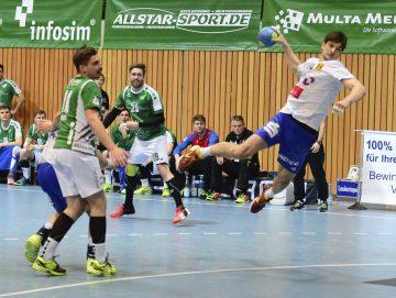 Marcel Popa markierte zwei Treffer | Bildquelle: © Frank Arnold • sportfotoseisenach / ThSV Eisenach