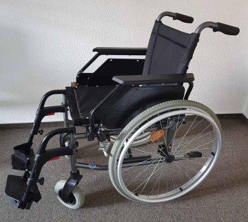 Rollstuhl Dietz | Bildquelle: © Landespolizeiinspektion Gotha