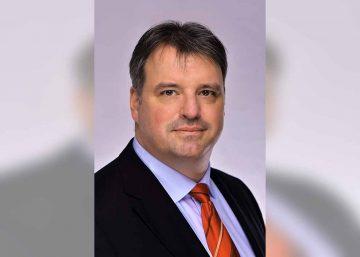 Landratskandidat Stefan Fricke (SPD) | Bildquelle: © Jürgen Scheere / SPD Wartburgkreis