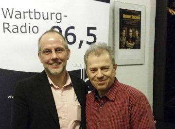 Günther Sigl und Uwe-Jens Ebert | Bildquelle: © Wartburg-Radio