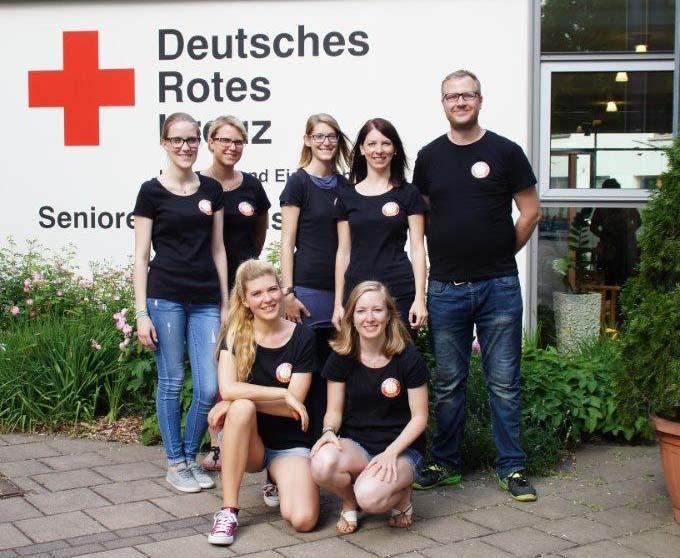   Bildquelle: © S. Rauchmaul, DRK / Rotaract Club Eisenach
