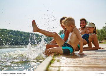 Wer sich an diese Regeln hält, kann fast jeden Badeunfall vermeiden