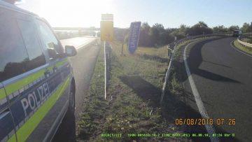 | Bildquelle: © Thüringer Polizei Autobahnpolizeiinspektion