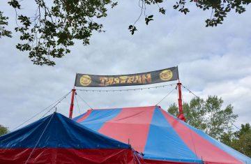 | Bildquelle: Der aus Weimar stammende Zirkus Tasifan schlägt auch dieses Jahr wieder sein Zelt in Eisenach auf.