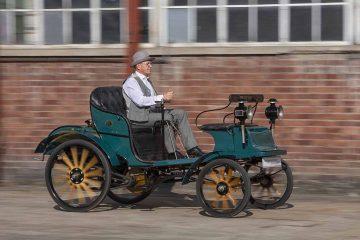1899 Opel Patentmotorwagen System Lutzmann - Opel Classic Collection | Bildquelle: © Opel Automobile GmbH / Thorsten Weigel