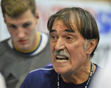 ThSV-Coach Sead Hasanefendic war in der Vorwoche höchst unzufrieden | Bildquelle: © Frank Arnold • sportfotoseisenach / ThSV Eisenach