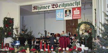 26. Rhöner Weihnacht im Kulturhaus Geisa
