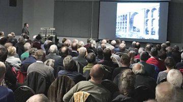 Vortrag zum Reichsautobahnbau in Thüringen