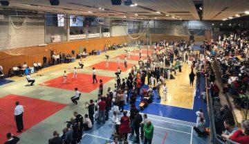 22. Wartburgpokalturnier im Judo