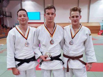 Oliver Schulz ist Mitteldeutscher Meister im Judo