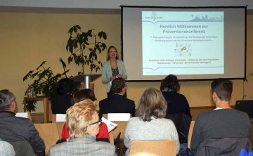 """Erste Präventionskonferenz der Wartburgregion: """"Menschen stärken für eine starke Region"""""""