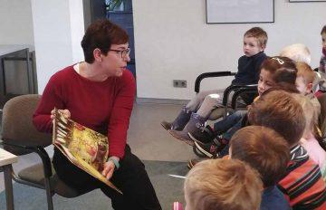 Müller liest in der Stadt- und Kreisbibliothek Bad Salzungen
