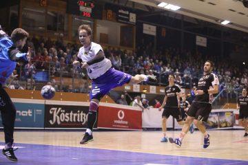 Der ThSV Eisenach feiert rauschendes Handballfest