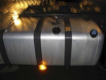 500 und 600 Liter Diesel auf A 4 entwendet
