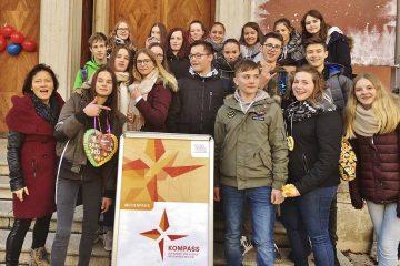 """Klangforscher aus Geisa gewinnen den """"Kompass-Preis"""" in Bronze"""
