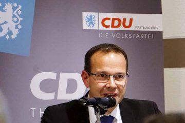 Martin Henkel als Kandidat für den Thüringer Landtag nominiert