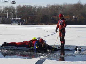 DLRG Thüringen warnt vor Eisgefahr