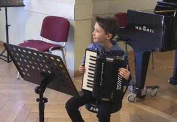 """Schüler der Musikschule Wartburgkreis bei """"Jugend musiziert"""" erfolgreich"""