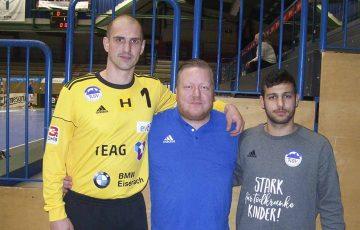 Handball: ThSV Eisenach vermeldet zwei Neuzugänge