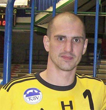 Blaz Voncina will mit dem ThSV Eisenach in die 2. Handballbundesliga