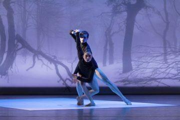 """Derniere Ballettabend """"Verschwundenes Bild"""" am Landestheater Eisenach"""