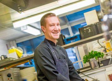 Florian Körner ist neuer Küchenchef im Steigenberger Hotel Thüringer Hof