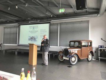Fachtagung im Automobilmuseum