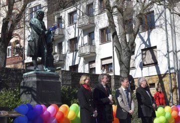 Festtag für Johann Sebastian Bach: Eisenach feiert den 334. Geburtstag des Komponisten