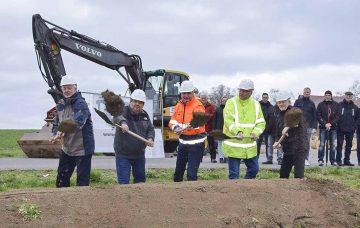 Neubau Ortskläranlage im Rahmen der geplanten Abwasserentsorgung der Gemeinden Neukirchen und Berteroda
