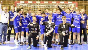 ThSV-C-Jugend steht im Final Four um die Mitteldeutsche Meisterschaft