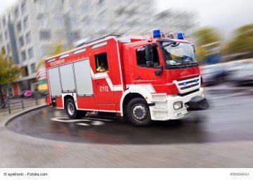 Feuerwehr wegen angebranntem Essen alarmiert