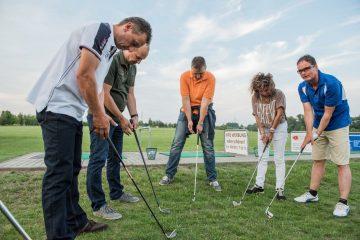 Golf-Erlebnistag im Golfclub Eisenach