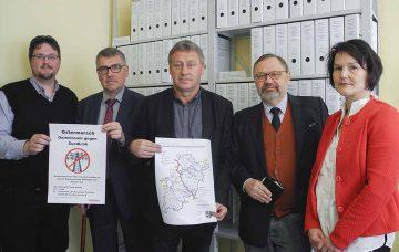 Gemeinsam gegen die geplante Stromtrasse SuedLink