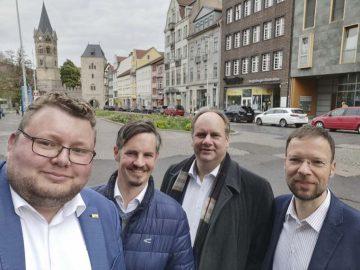 Dresden und Jena als innovative Vorbilder