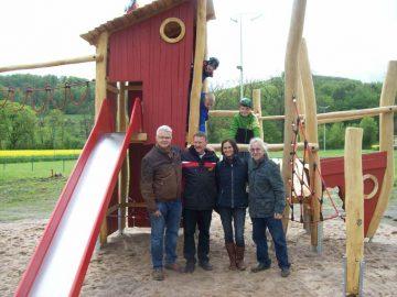Freudige Kinderaugen in Eisenach-Stedtfeld