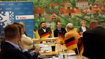CDU Wartburgkreis beschließt Kommunalwahlprogramm 2019