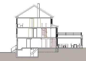 Bauanleitung für schmale Eisenacher Häuser