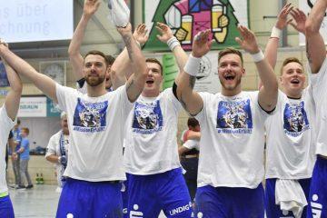 ThSV Eisenach bejubelt Rückkehr auf die Bundesliga-Bühne