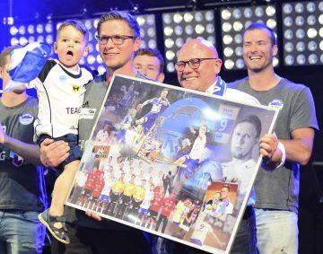 Ein lebendiger Traditionsverein feiert die Rückkehr in die 2. Handballbundesliga