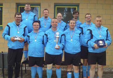 Thüringer Landeswettbewerb von Special Olympics im Kleinfeldfußball in Hinternah