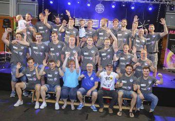 ThSV Eisenach dankte ehrenamtlichen Helfern