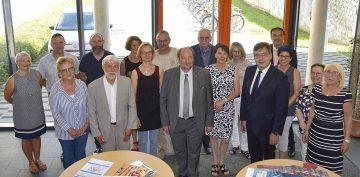 Französische Berufsschullehrer im Eisenacher Berufsschulzentrum zu Gast