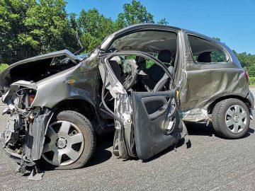 Aufhebung der Vollsperrung nach schweren Unfall auf A 4
