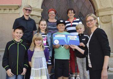 Eisenacher Schulkinder spendeten für Brandopfer