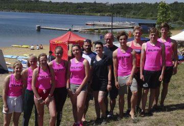 Thüringer Rettungsschwimmer gewinnen Medaille bei EM-Quali