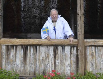 Wahl-Schwede zur PneumoKur® in Bad Salzungen