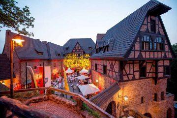 Karibik-Feeling beim 13. Sommervergnügen im Romantik Hotel auf der Wartburg