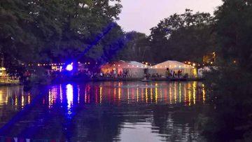 Dreitägiges Parkfest im Eisenacher Ortsteil Madelungen