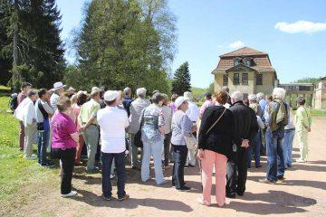 Ferienauftakt in Wilhelmsthal mit öffentlicher Führung